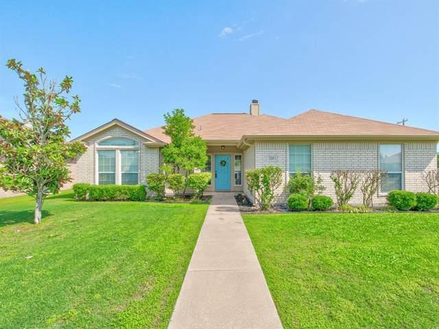 225 Odell Street, Cleburne, TX 76033 (MLS #14607024) :: The Hornburg Real Estate Group