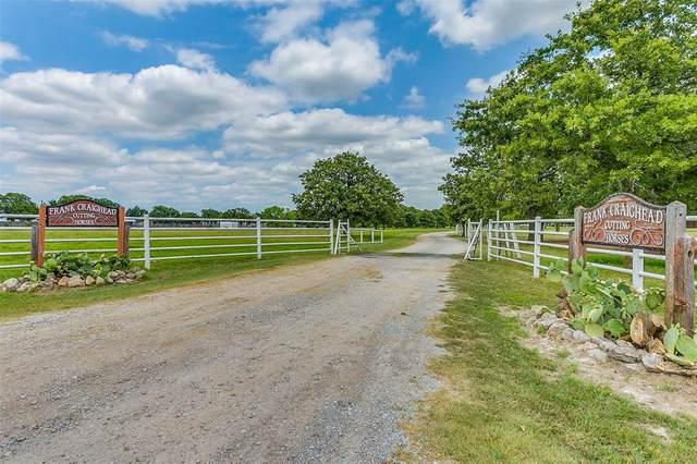 7102 N Fm 113, Weatherford, TX 76088 (MLS #14607062) :: The Hornburg Real Estate Group