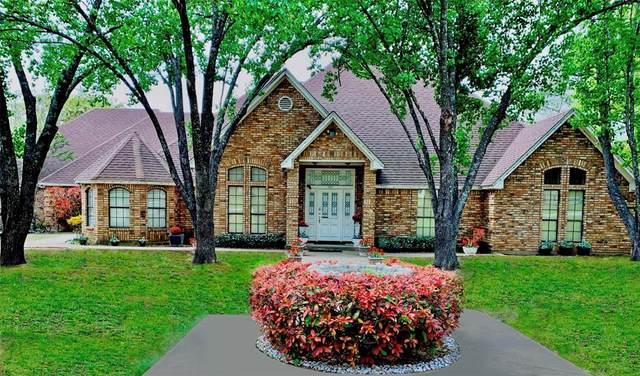 152 Jellico Circle, Southlake, TX 76092 (MLS #14607069) :: The Hornburg Real Estate Group