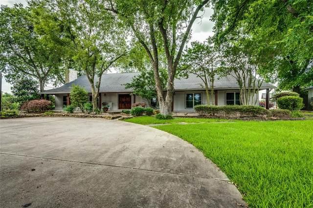 6063 E Highway 34, Ennis, TX 75119 (MLS #14607081) :: The Chad Smith Team