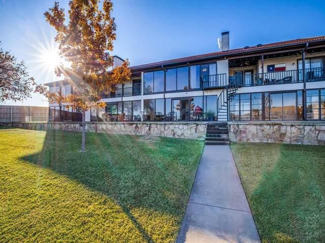 1441 Ponderosa Drive 1-3, Possum Kingdom Lake, TX 76449 (MLS #14607109) :: The Good Home Team