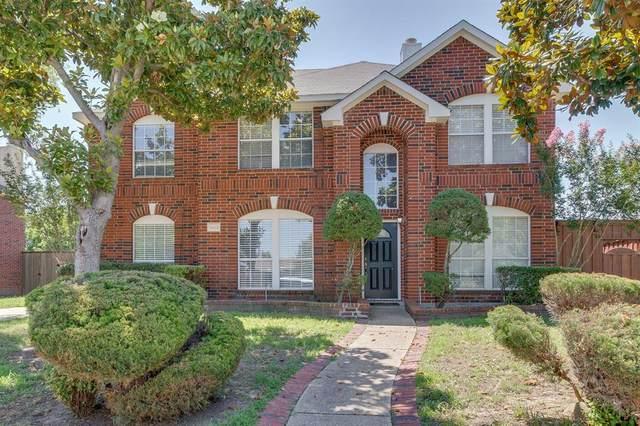 7402 Dartmouth Drive, Rowlett, TX 75089 (MLS #14607110) :: The Good Home Team