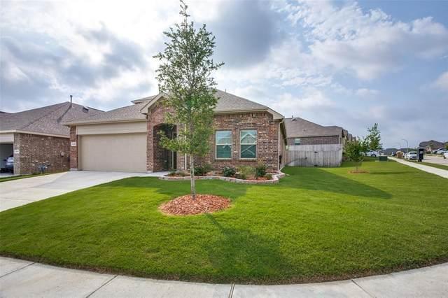 8345 High Garden Street, Fort Worth, TX 76123 (MLS #14607141) :: The Mauelshagen Group