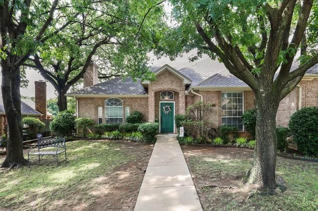 1810 Fern Court, Grapevine, TX 76051 (MLS #14607145) :: The Hornburg Real Estate Group