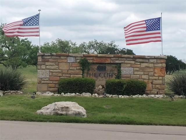 170 Colonial Drive, Possum Kingdom Lake, TX 76449 (MLS #14607153) :: Lisa Birdsong Group | Compass