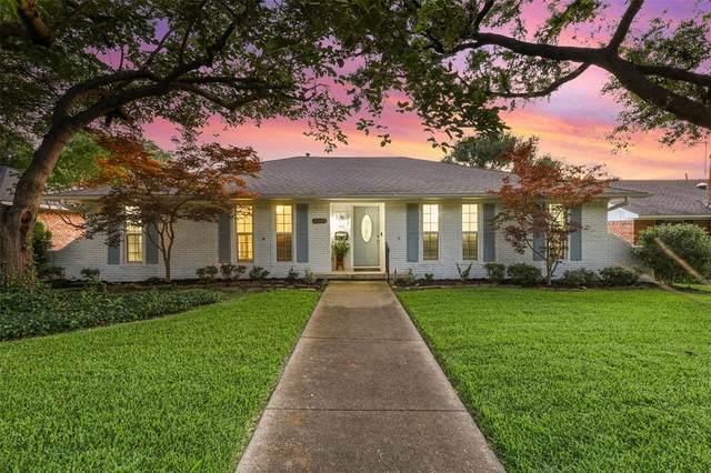 8541 Capri Drive, Dallas, TX 75238 (MLS #14607159) :: The Kimberly Davis Group