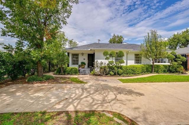 3705 Seguin Drive, Dallas, TX 75220 (MLS #14607162) :: Crawford and Company, Realtors