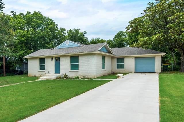 204 W Allen Avenue, Godley, TX 76044 (MLS #14607172) :: The Property Guys