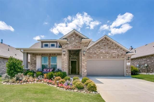 809 Meadows Drive, Argyle, TX 76226 (MLS #14607182) :: Real Estate By Design