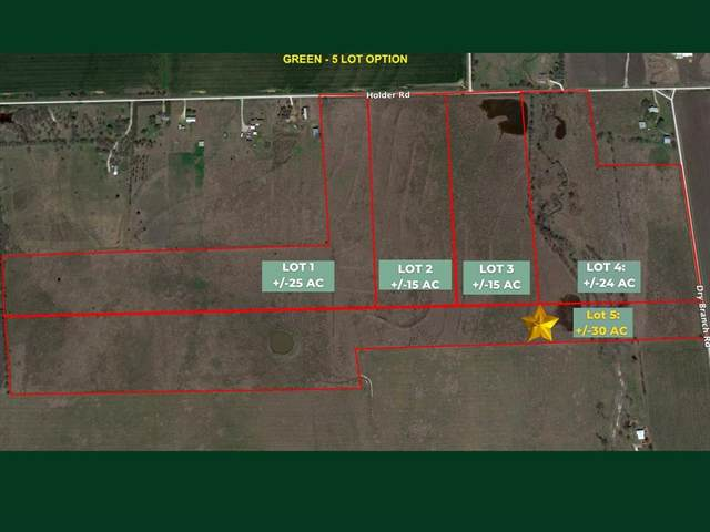TBD Holder Road, Waxahachie, TX 75165 (#14607183) :: Homes By Lainie Real Estate Group