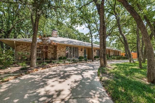 1616 Oak Meadow Drive, Irving, TX 75061 (MLS #14607187) :: Crawford and Company, Realtors