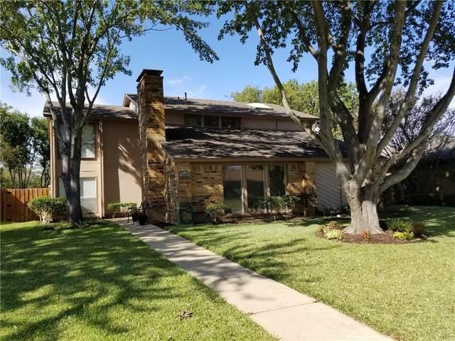 1709 Elk Grove Drive, Richardson, TX 75081 (MLS #14607198) :: The Good Home Team
