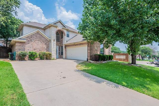 9245 Winslow Court, North Richland Hills, TX 76182 (MLS #14607209) :: The Hornburg Real Estate Group