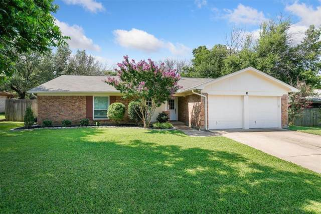 6708 Greendale Court, North Richland Hills, TX 76182 (MLS #14607222) :: 1st Choice Realty