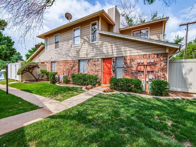 2240 Tarpley Road #484, Carrollton, TX 75006 (MLS #14607254) :: The Kimberly Davis Group