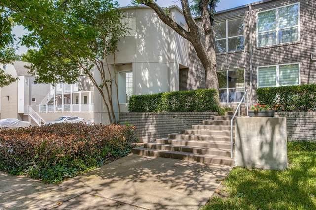 4231 Travis Street #13, Dallas, TX 75205 (MLS #14607257) :: The Good Home Team