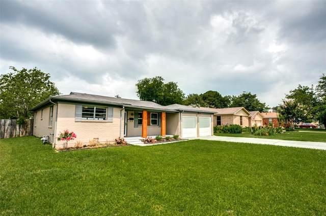 3513 Bewley Street, North Richland Hills, TX 76117 (MLS #14607277) :: Real Estate By Design