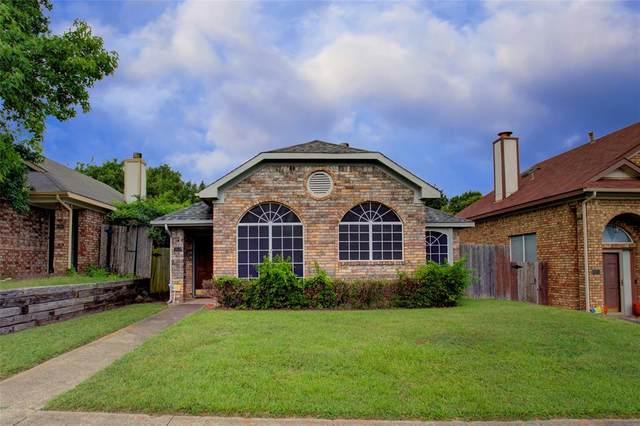 1809 Taylor Street, Cedar Hill, TX 75104 (MLS #14607281) :: The Hornburg Real Estate Group