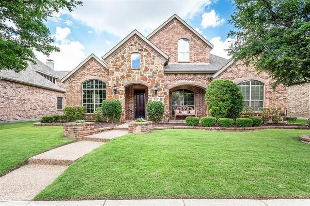 923 Mckamy Drive, Allen, TX 75013 (MLS #14607295) :: Rafter H Realty