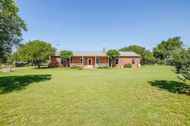 7101 Tucker Drive, Weatherford, TX 76085 (MLS #14607312) :: The Hornburg Real Estate Group