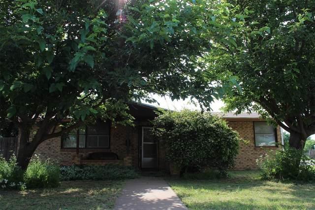 305 Avenue L, Anson, TX 79501 (MLS #14607319) :: The Rhodes Team