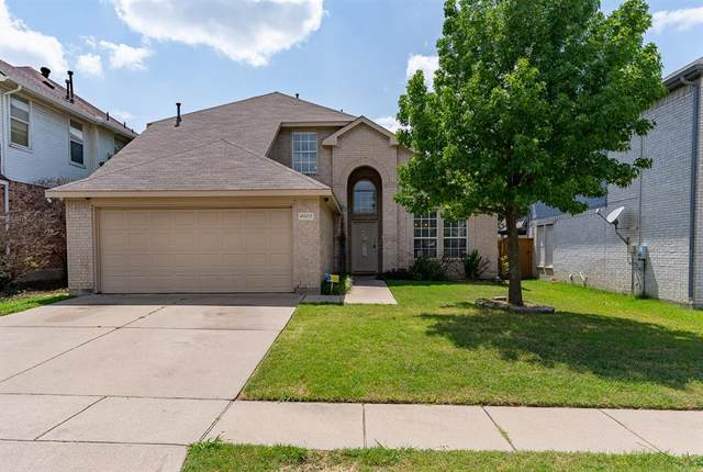 4905 Woodmeadow Drive, Fort Worth, TX 76135 (MLS #14607350) :: The Good Home Team