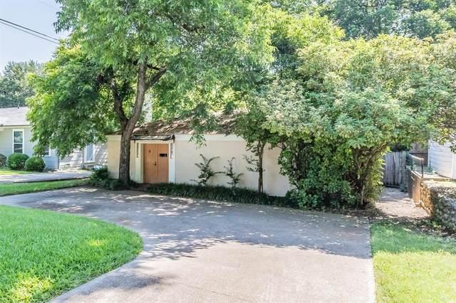 3445 Worth Hills Drive, Fort Worth, TX 76109 (MLS #14607359) :: The Good Home Team