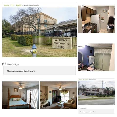 8110 Skillman Street #3048, Dallas, TX 75231 (MLS #14607398) :: EXIT Realty Elite