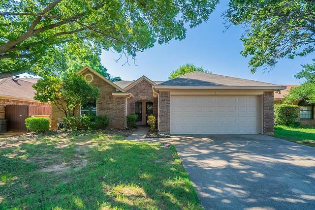 2701 Needles Street, Euless, TX 76040 (MLS #14607419) :: The Mitchell Group