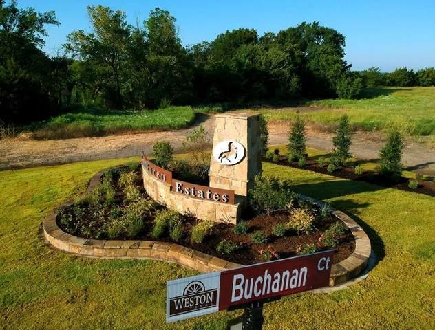 Lot 88 Eisenhower Court, Weston, TX 75097 (MLS #14607420) :: Real Estate By Design