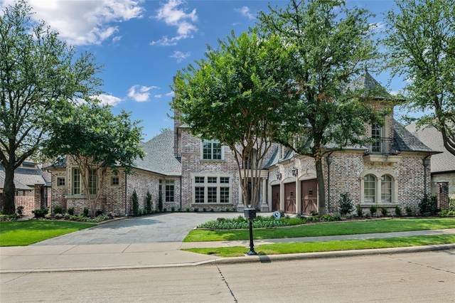 19 Armstrong Drive, Frisco, TX 75034 (MLS #14607432) :: The Property Guys
