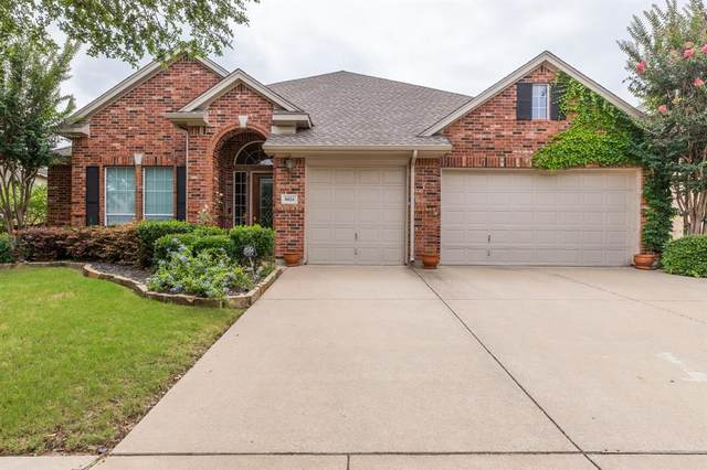 8024 Ocean Drive, Fort Worth, TX 76123 (MLS #14607438) :: The Good Home Team