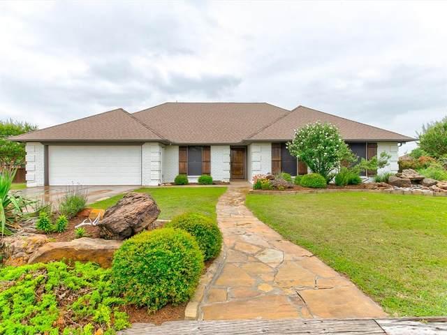 1208 Redbud Lane, Aledo, TX 76008 (MLS #14607442) :: The Hornburg Real Estate Group