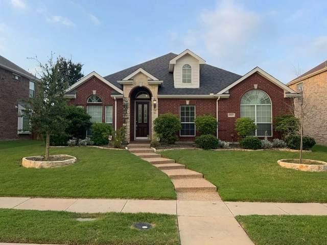 2043 Timber Ridge Drive, Frisco, TX 75034 (MLS #14607451) :: Robbins Real Estate Group