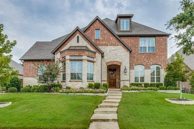 7108 Mitchell Court, Lantana, TX 76226 (MLS #14607465) :: Real Estate By Design