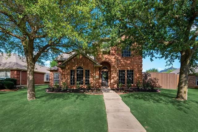 1450 Memorial Drive, Rockwall, TX 75087 (MLS #14607479) :: Feller Realty