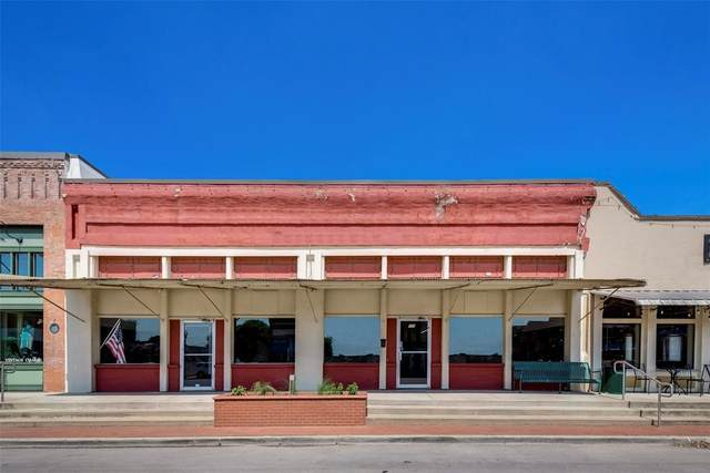 115 N Main Street, Mansfield, TX 76063 (MLS #14607480) :: All Cities USA Realty