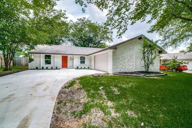 425 Birchwood Drive, Garland, TX 75043 (MLS #14607487) :: The Great Home Team