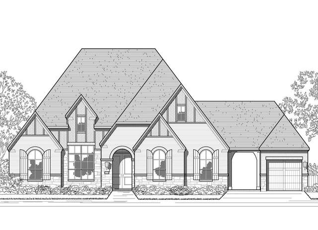 2815 Deerwood Court, Sherman, TX 75092 (MLS #14607496) :: The Property Guys
