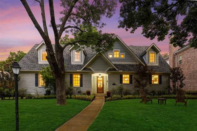 323 Robin Way, Richardson, TX 75080 (MLS #14607505) :: Crawford and Company, Realtors