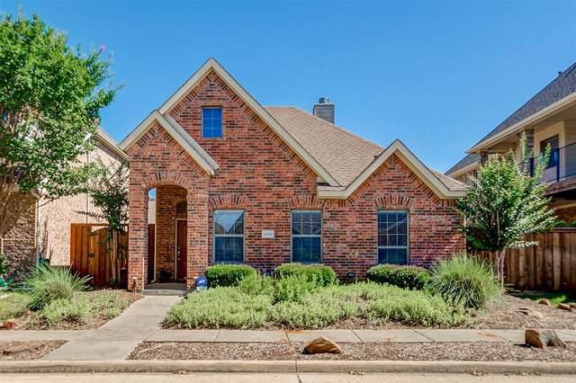 1430 Snowberry Drive, Allen, TX 75013 (MLS #14607517) :: Team Tiller