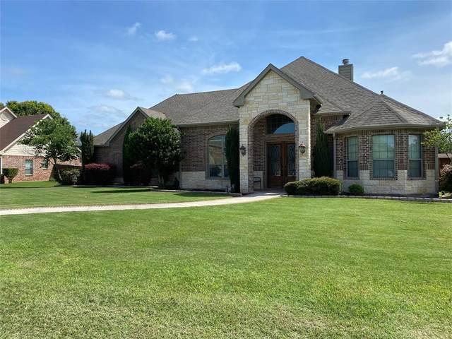 2701 Grey Fox Trail, Brownwood, TX 76801 (MLS #14607525) :: Real Estate By Design