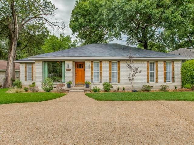 4607 Ashbrook Road, Dallas, TX 75227 (MLS #14607547) :: Wood Real Estate Group