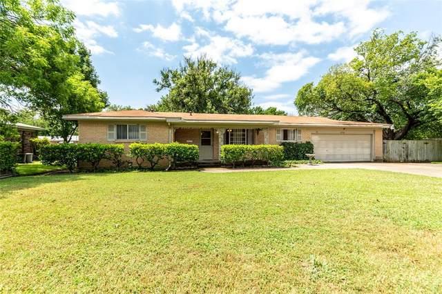 6700 Victoria Avenue, North Richland Hills, TX 76180 (MLS #14607588) :: The Hornburg Real Estate Group