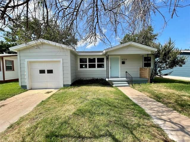 4126 Russell Avenue, Abilene, TX 79605 (MLS #14607592) :: EXIT Realty Elite