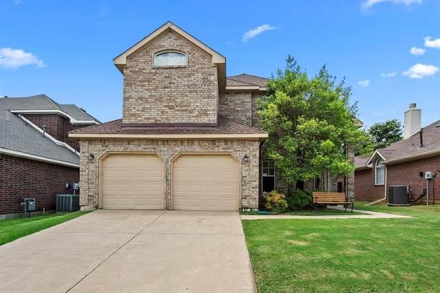 3117 Plum Tree Lane, Flower Mound, TX 75022 (MLS #14607605) :: Crawford and Company, Realtors