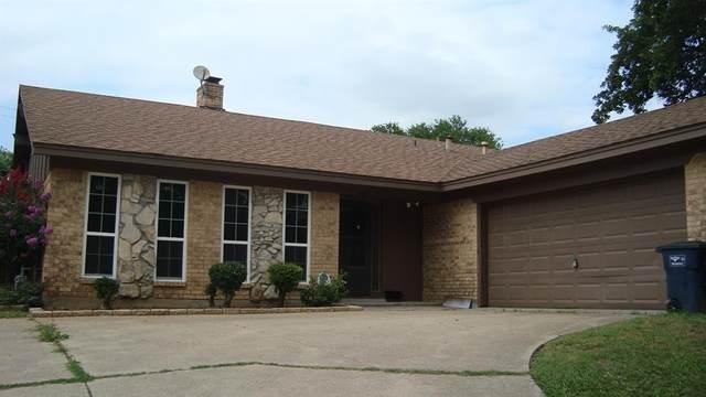 7355 Greenacres Drive, Fort Worth, TX 76112 (MLS #14607609) :: The Good Home Team
