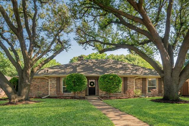 4509 Hartford Drive, Plano, TX 75093 (MLS #14607611) :: The Great Home Team