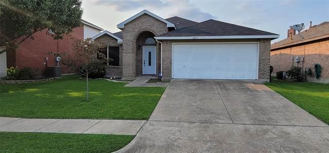 2013 Lake Fork Lane, Little Elm, TX 75068 (MLS #14607627) :: The Hornburg Real Estate Group