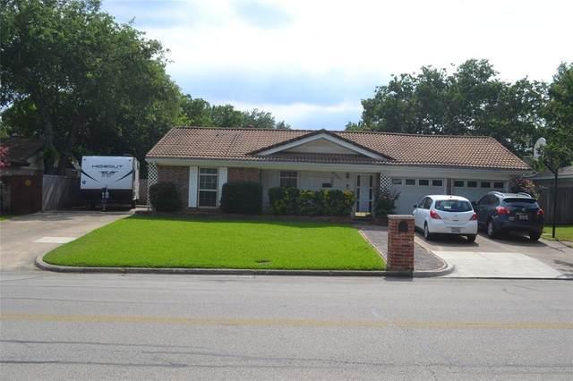 2237 Shady Brook Drive, Bedford, TX 76021 (MLS #14607647) :: The Good Home Team